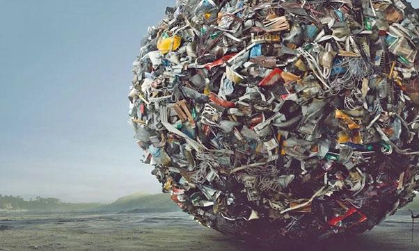Утилизация мусора в истории